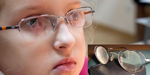 a látótengelyek elmozdulása miért lila a látomás?
