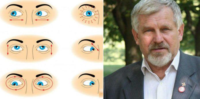 akupunktúra a látás javítása érdekében a látás regressziója