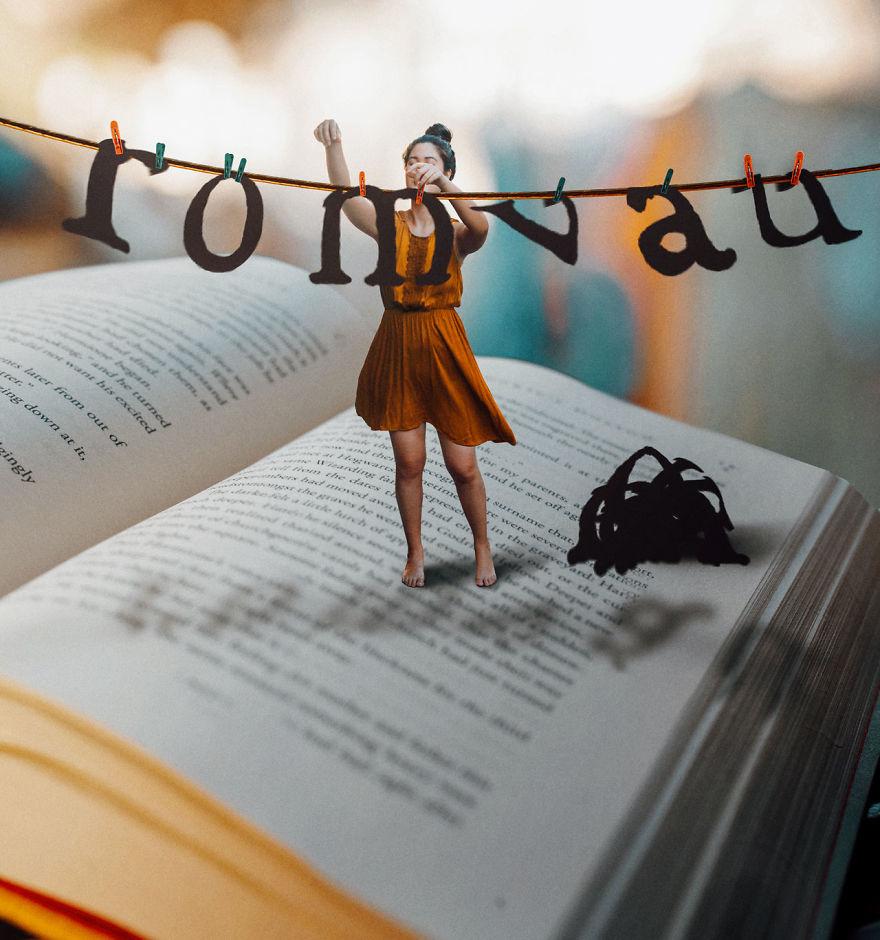 A könyvek közti résben – Két könyv között az idő