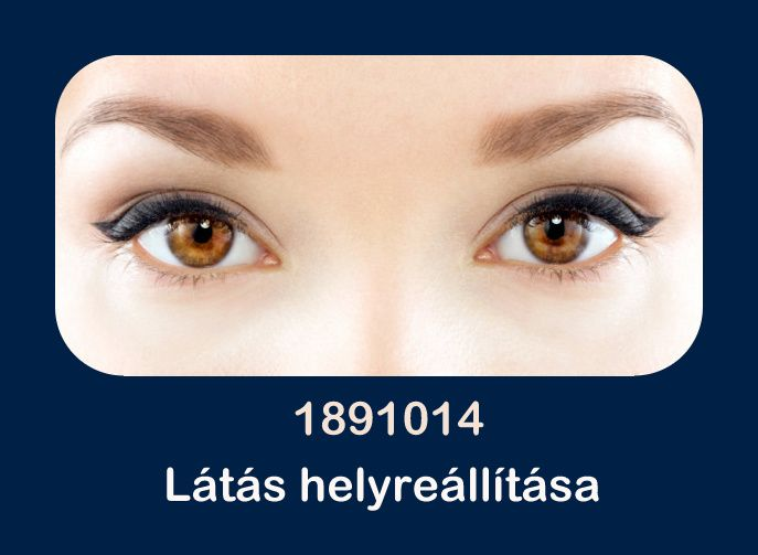 a belső látás helyreállítása