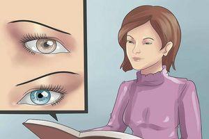 sztereogram hatása a látásra