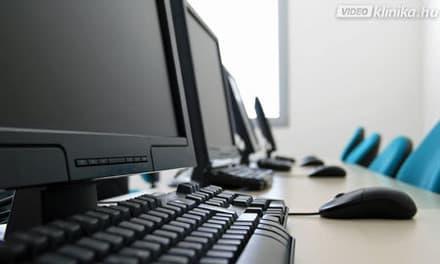 hogy a számítógépek rontják a látást