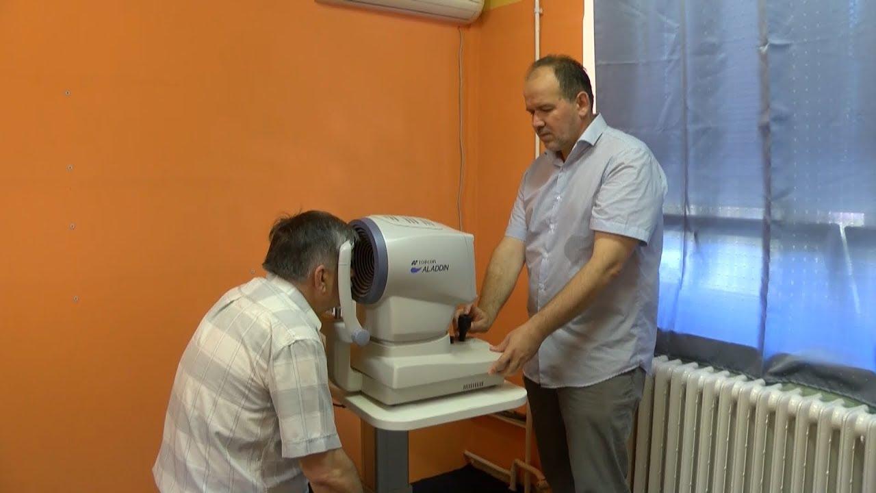 szemészeti ellátás Eladok egy eszközt a videó számítógépes látáskorrekcióhoz