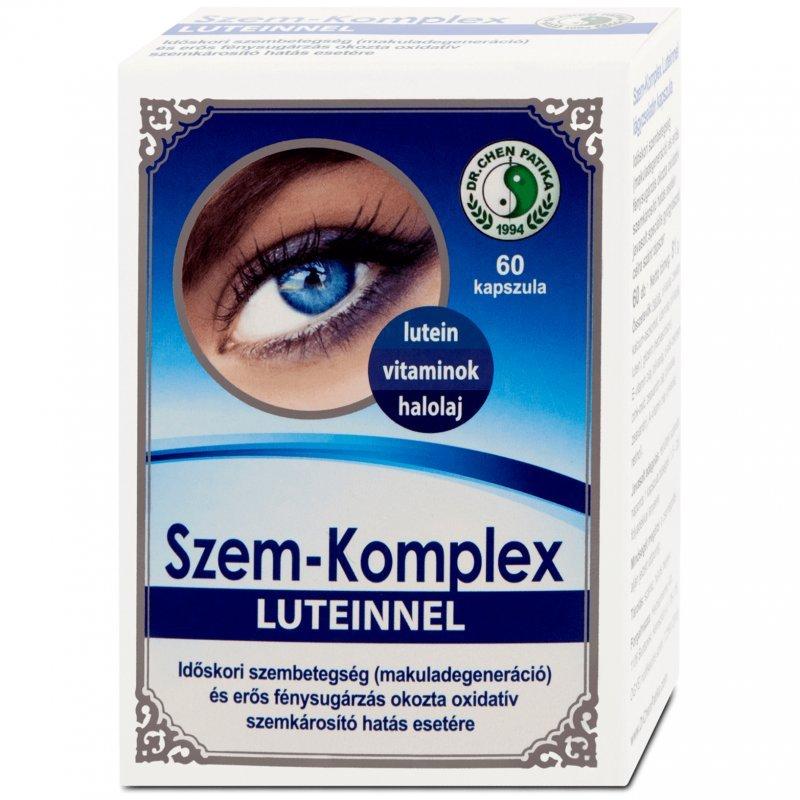 szem vitaminok
