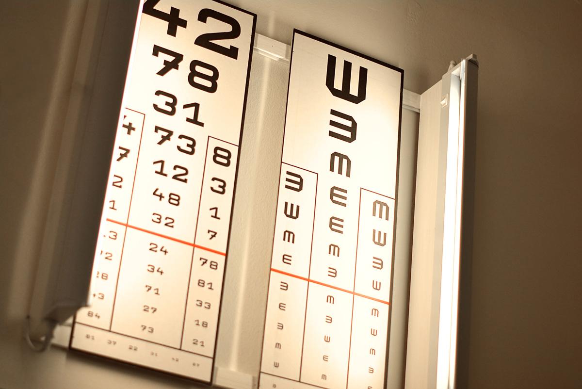 gyakorlat a látás sanyargatásának helyreállítására