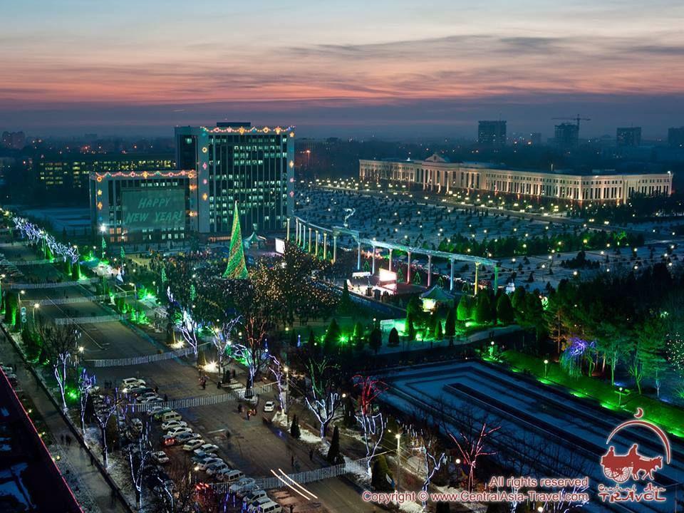 látvány Taskent