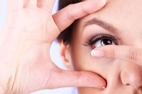a nikotin látásra gyakorolt hatása