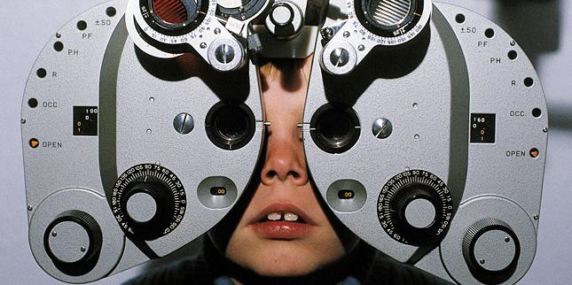 kazánház üzemeltetők látási követelményei