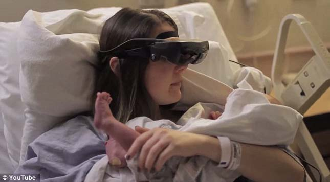 szülés látássérült