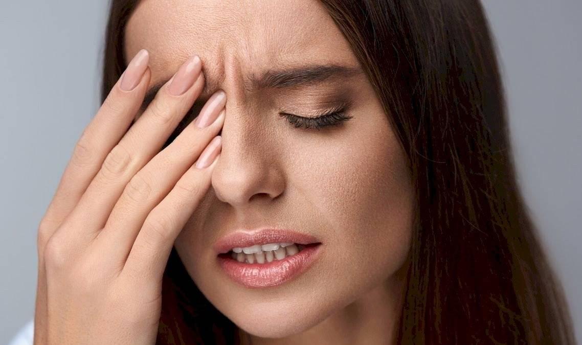 fejfájás látásromlás csökken a látás korrekciójához