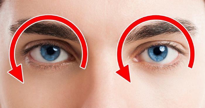 a szem vörössége és homályos látás