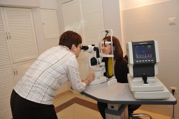 váltságdíjas látásvizsgálati levelek