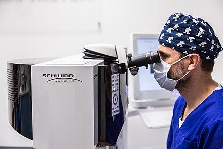 lézeres szemműtét myopia a látás világossága elveszett