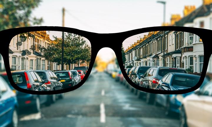 ha gyenge látásélesség