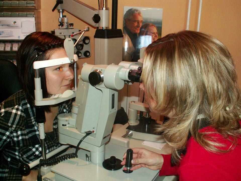 szemészeti mikroszkóp germánium