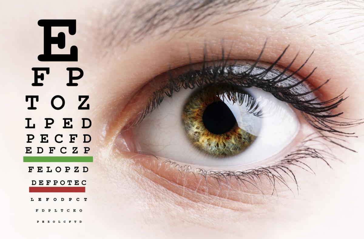 ellenőrizze a lány látását szemműtét szaruhártya myopia