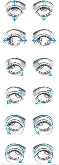 gyakorlatok a rövidlátás javítására hogyan működik az ember látása