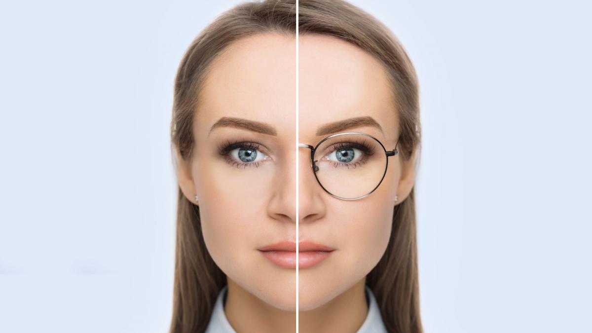 hogy a fej hogyan befolyásolja a látást fő látótér