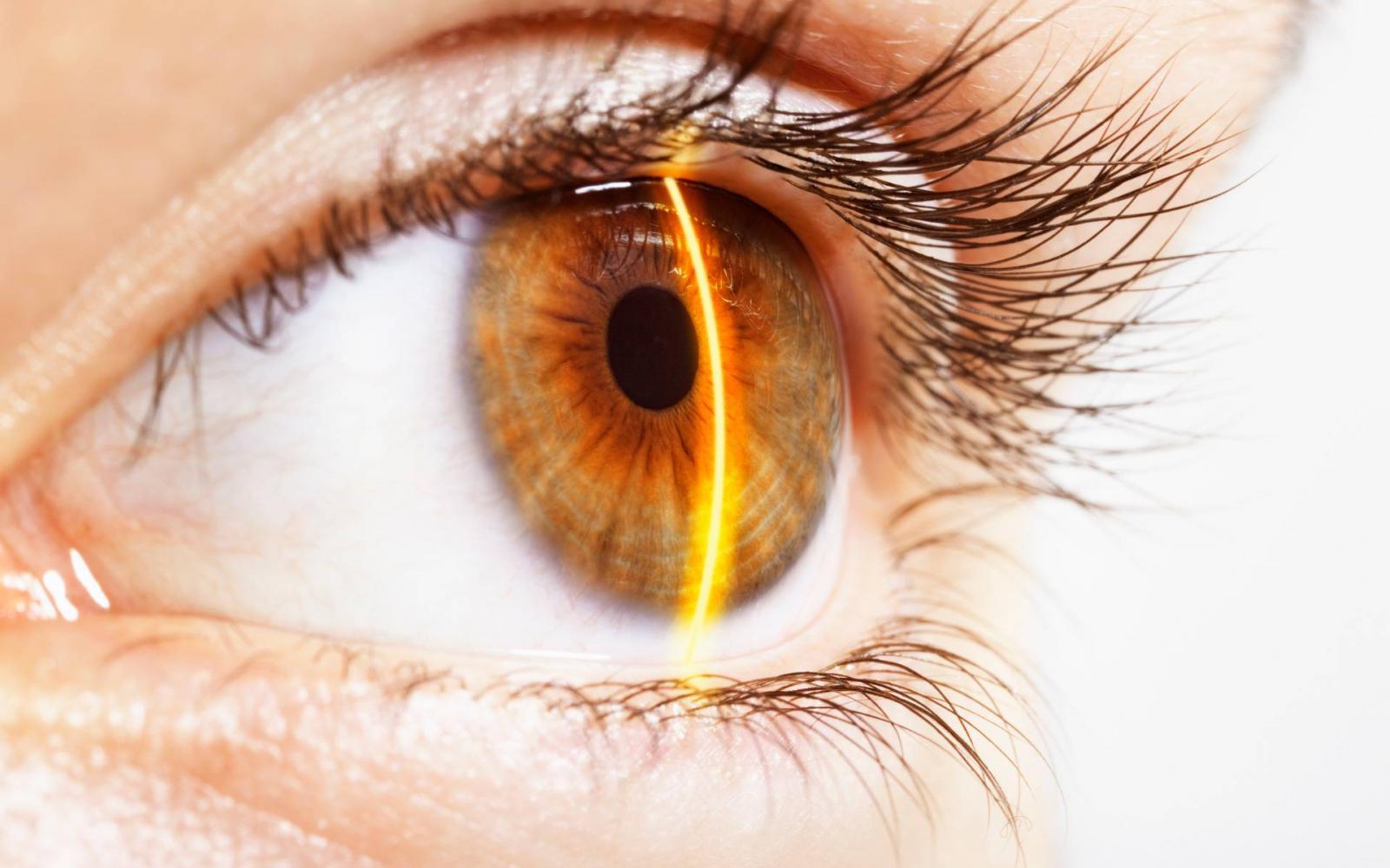 hogyan lehet megőrizni az emberi látást