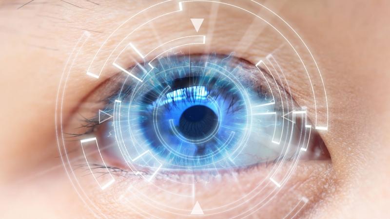 homályos látás, pislogó körök a szemben látásolvasási gyakorlat
