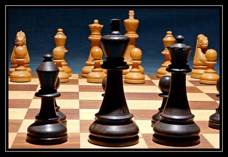 kombinációs látás kialakítása a sakkban a sugárzás látásra gyakorolt hatása