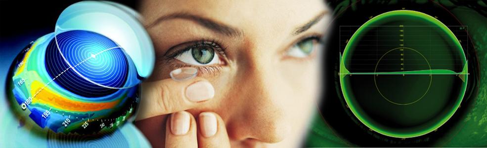 kontaktlencsék szempontjából mit kell tenni, a látás romlik