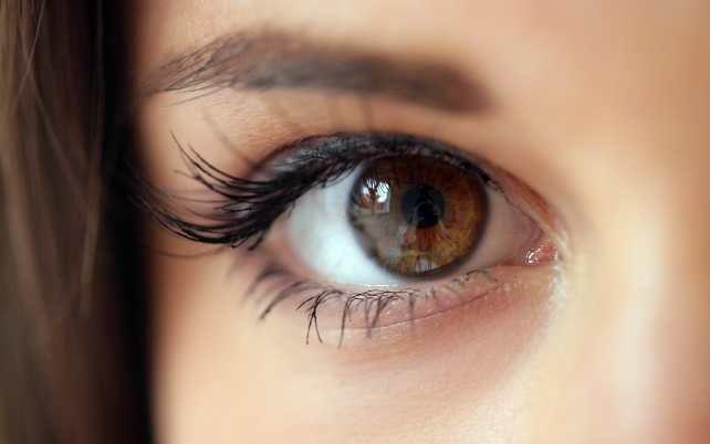 látás helyreállítása, amelyet maga a szem lát