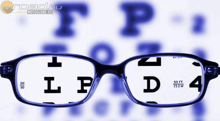 Látás 2.5 mit jelent?