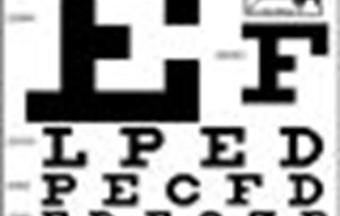 látásellenőrző négyzetek a látás helyreállítása vidio