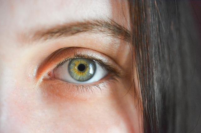 szem szemetet látás