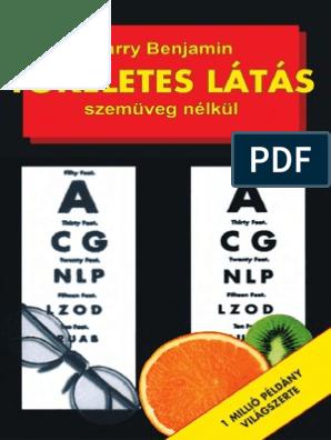 tökéletes látás szemüveg nélkül könyv pdf hogyan válasszuk ki a szemüvegkeretet