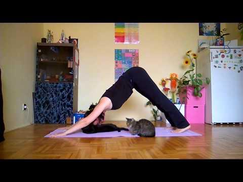 A jóga hatása a látásra. Kelj korábban!